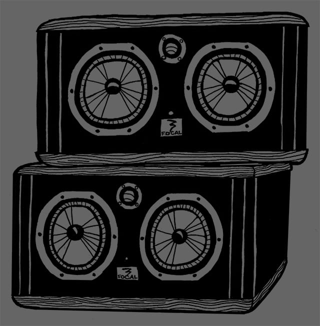 Speakers & Cables