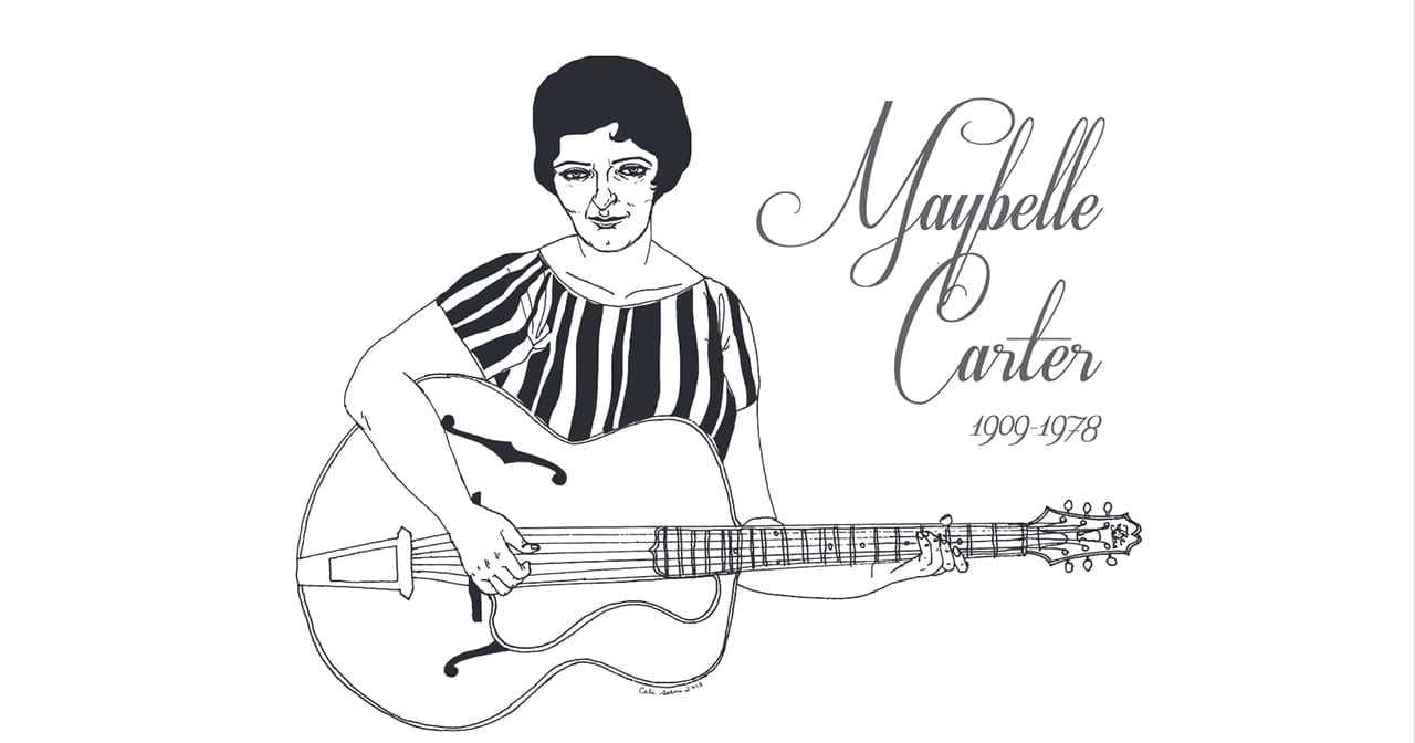 Maybelle Carter feature