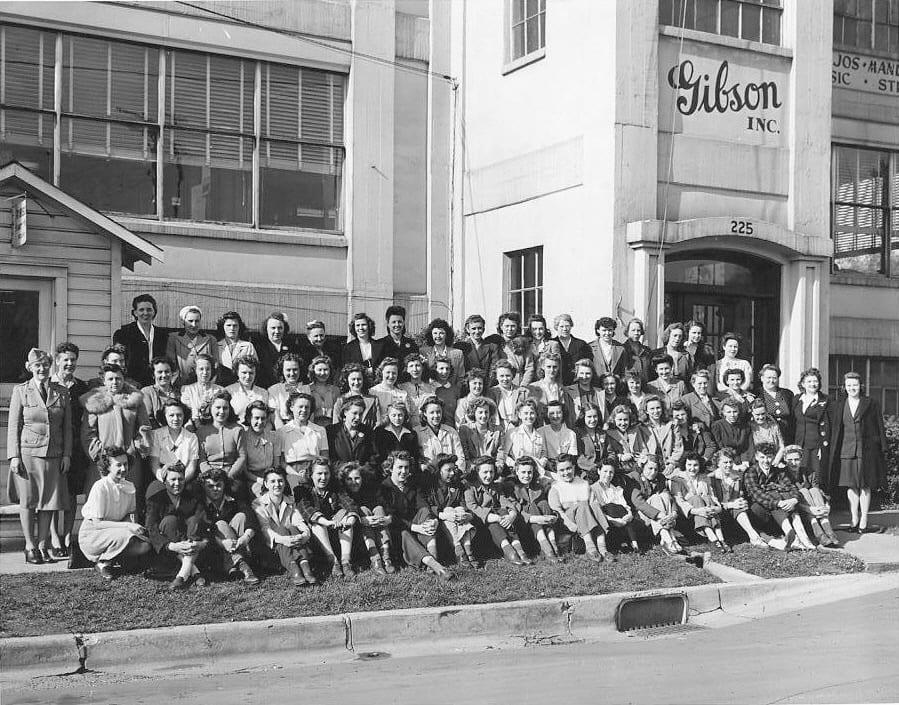 1944 workforce