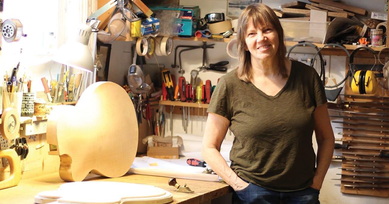 Linda Manzer Feature