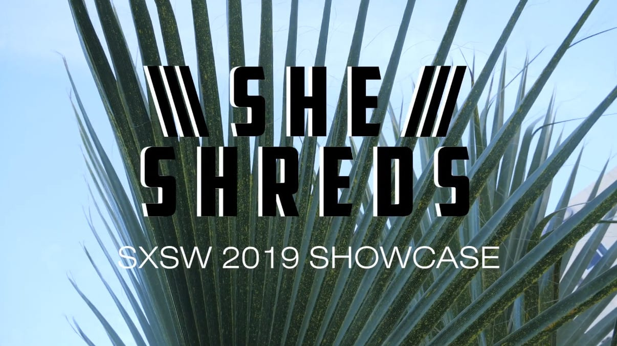 35 She Shreds x NYLON Official SXSW Showcase Recap YouTube 0 10