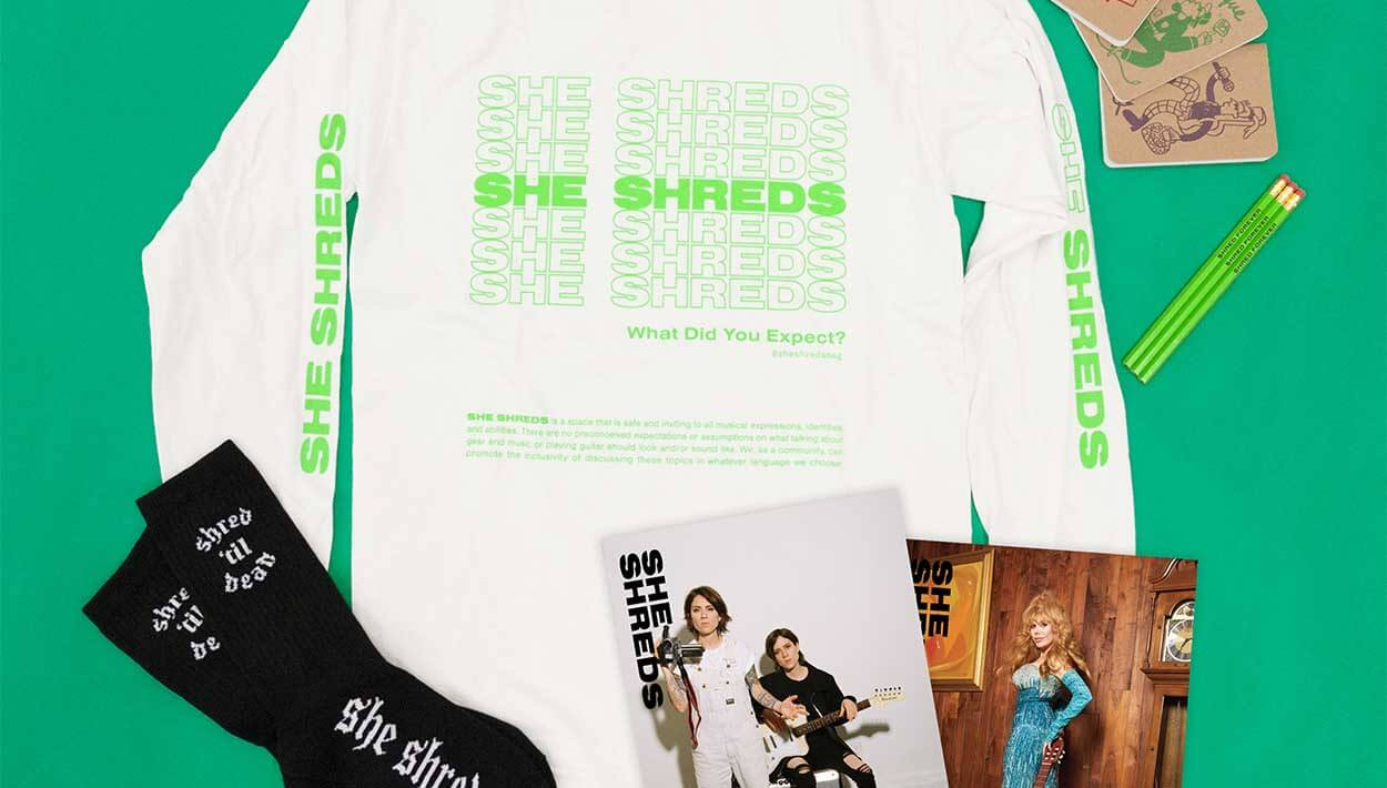She Shreds Bundle Giveaway Featured Img