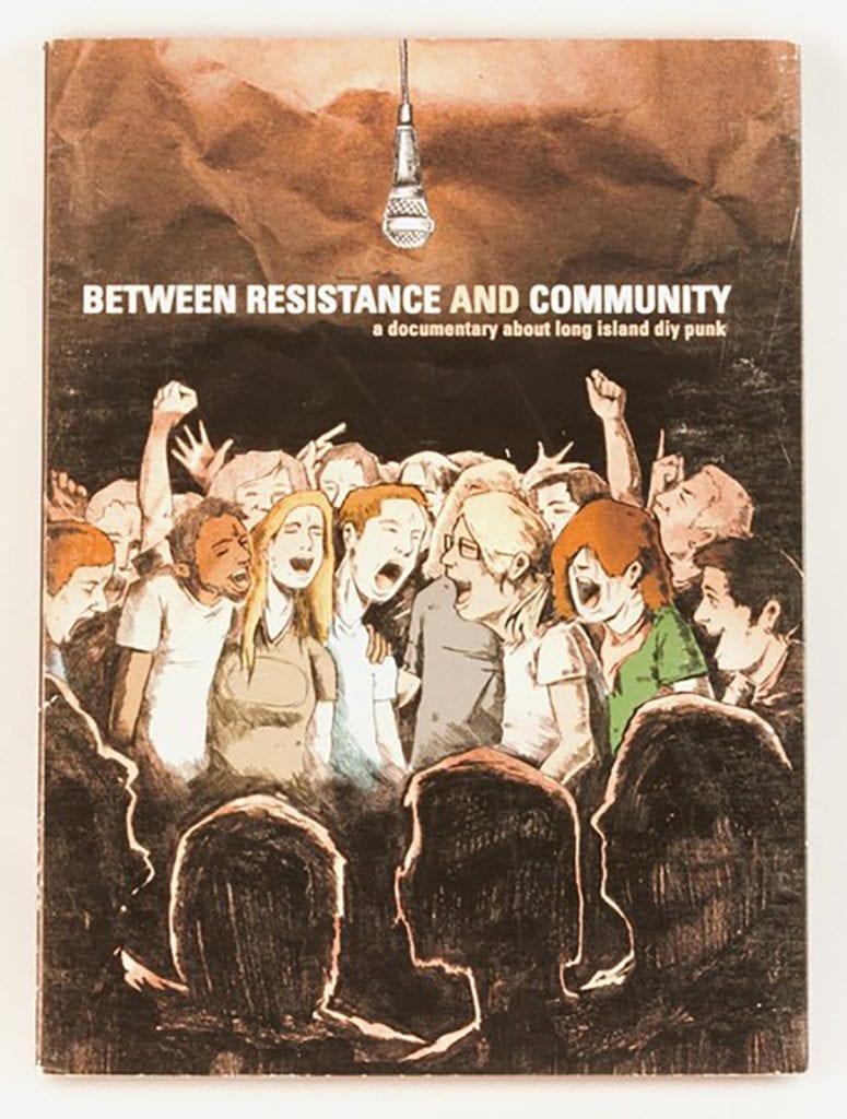 resistance community dvd web