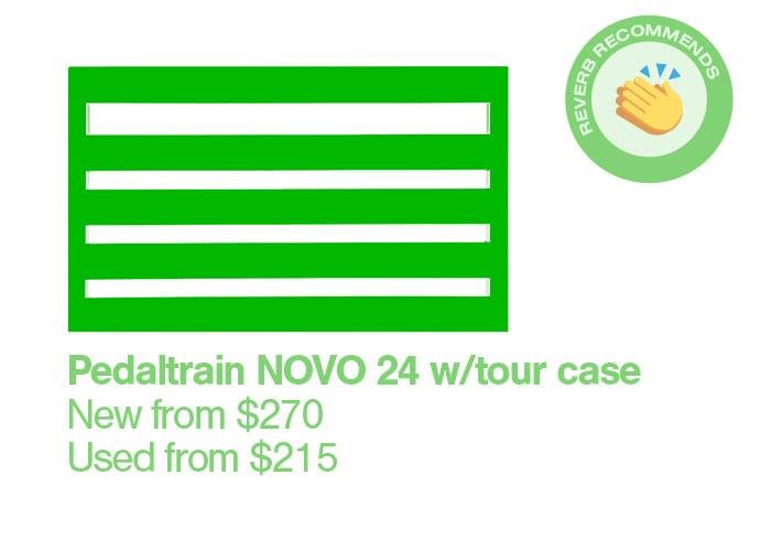 12 Swan Flight Pedalboard Pedaltrain NOVO