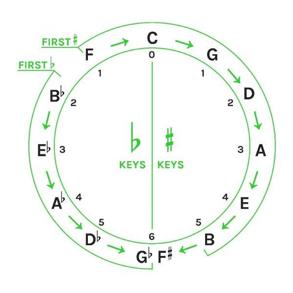 20 Circle Fifths Web